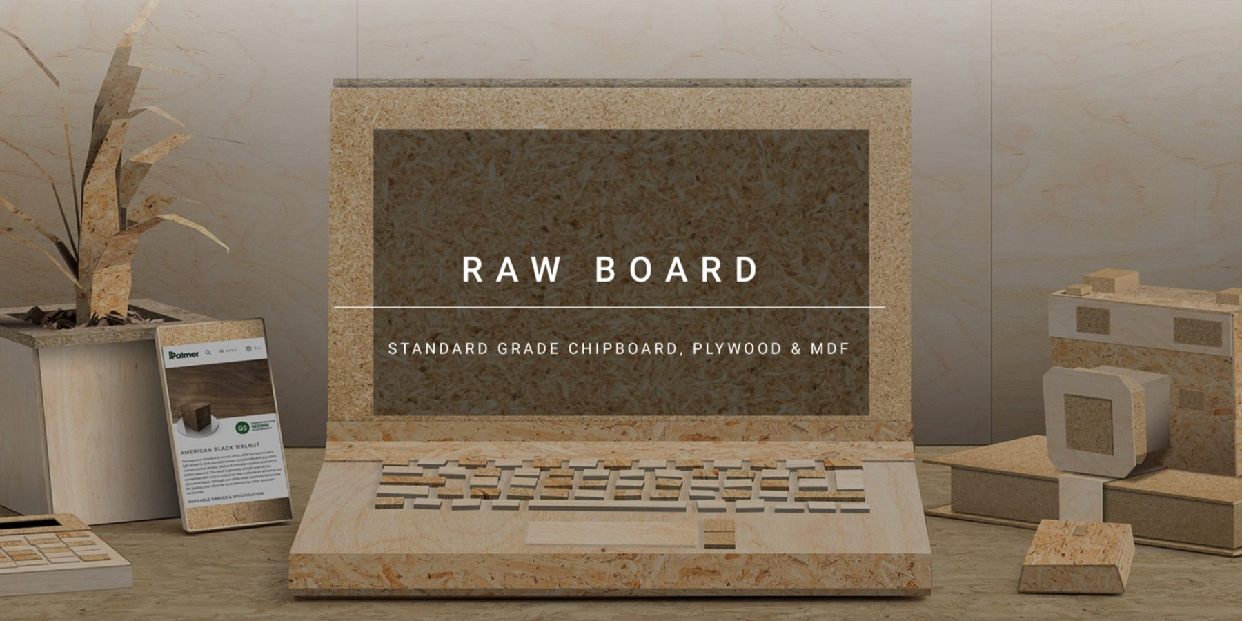 Raw Board - Palmer Timber