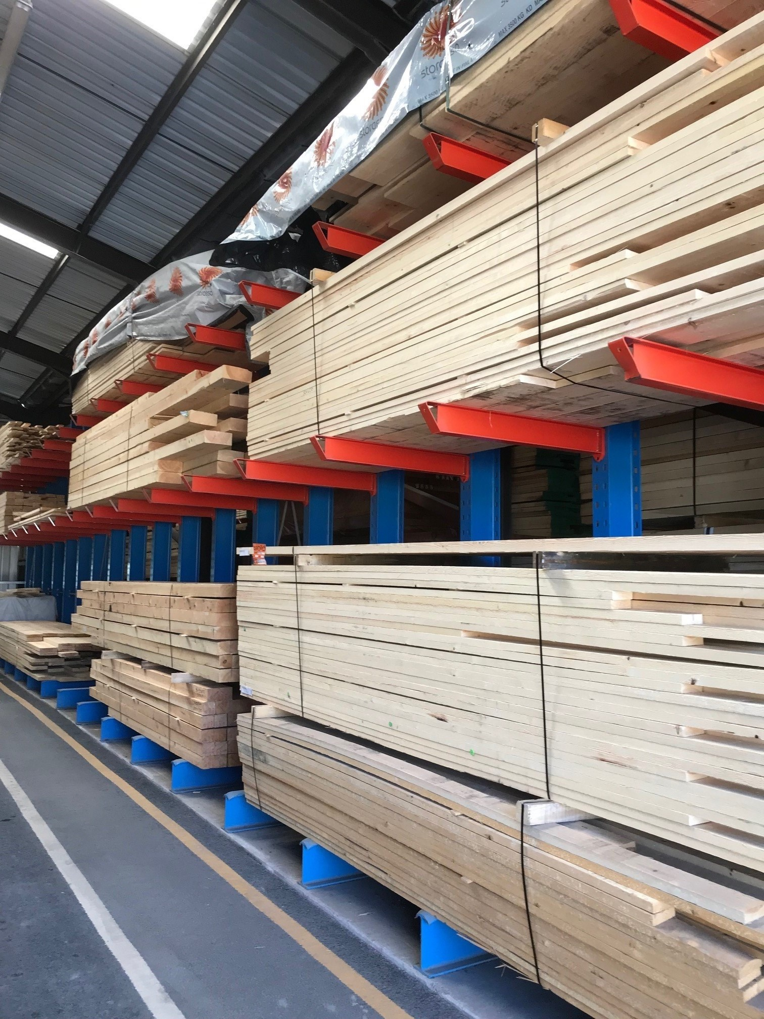 Speciality Softwoods - Palmer Timber
