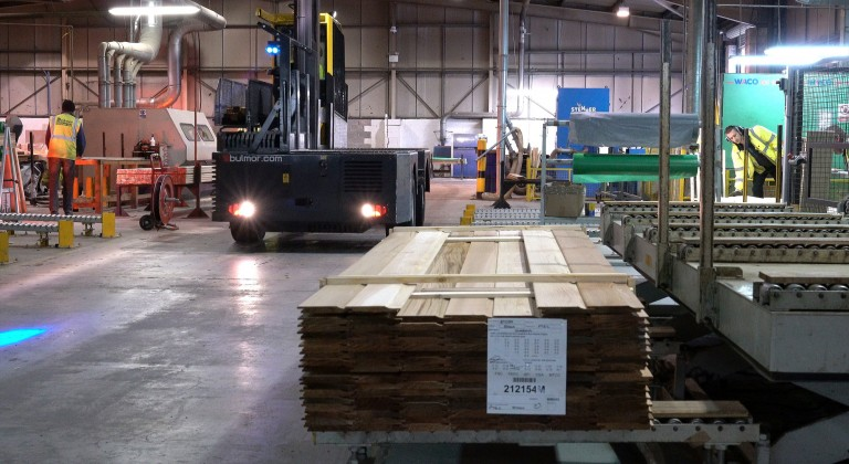 European Oak - European Hardwoods - Palmer Timber